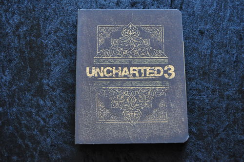 Uncharted 3 Special Edition Playstation 3 PS3