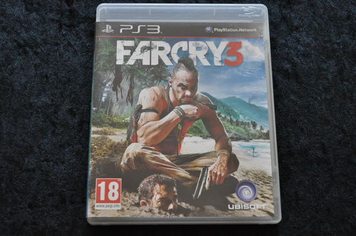 Far Cry 3 Playstation 3 PS3
