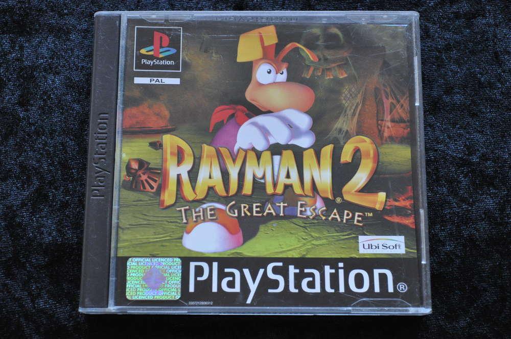 ps1 rayman 1