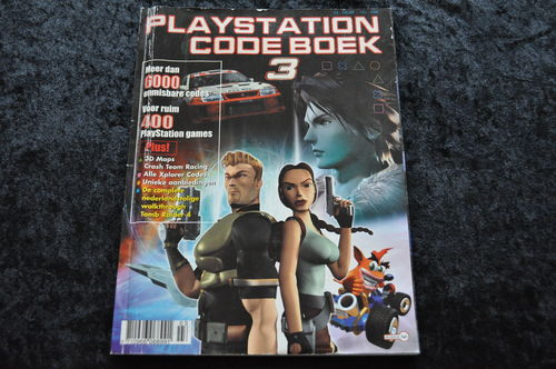 Playstation Code Boek Nr 3