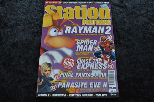 Station Solutions 50 october 2000