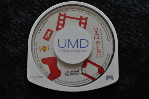 Demo Disc Vol 1 Sony PSP