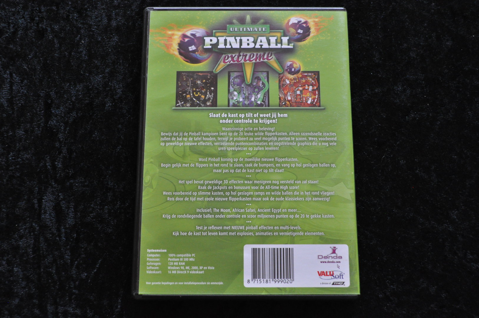 Game Pc Kast : Ultimate pinball extreme pc game retrogameking.com retro games