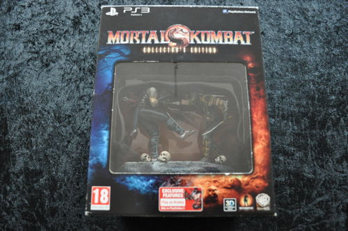Mortal Kombat Collector's Edition Playstation 3 PS3