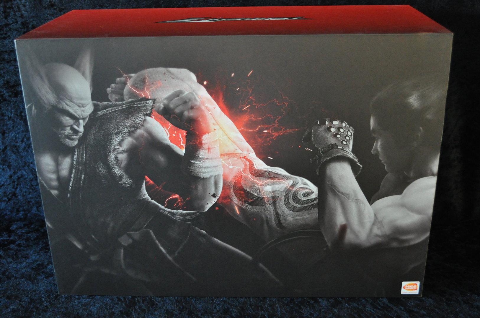 Tekken 7 Collectors Edition Playstation 4 Ps4 Nieuw Standaard Collector