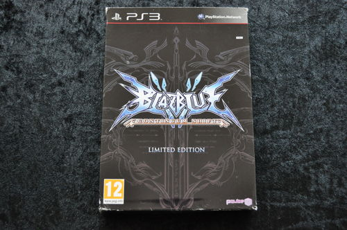 BlazBlue Continuum Shift Limited Edition Playstation 3 PS3