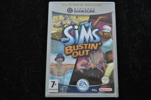 The sims bustin out Gamecube Game Players Choice