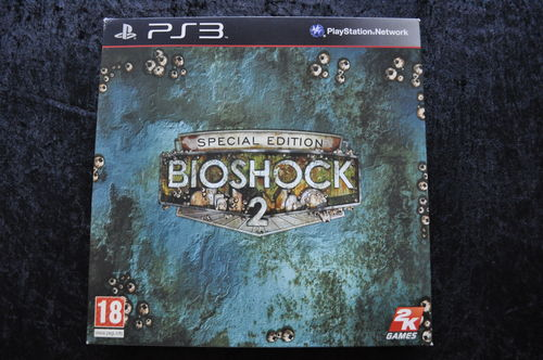 Bioshock 2 Special Edition Playstation 3 PS3 2010