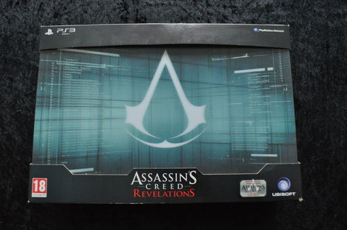 Assassins Creed Revelations Animus Edition Playstation 3 PS3