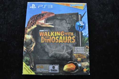 Walking With Dinosaurs Playstation 3 PS3