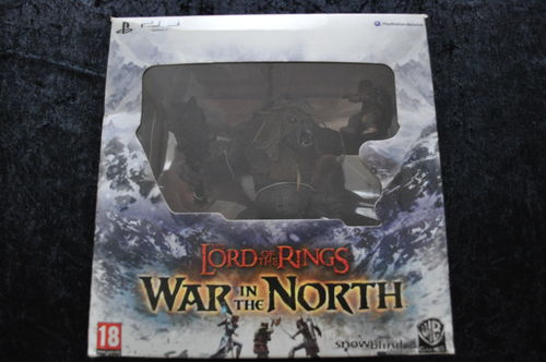 Lord Of The Rings War In The North Collectors Edition Playstation 3 PS3