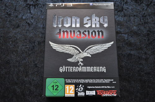 Iron Sky Invasion Götterdämmerung Playstation 3 PS3 New Sealed