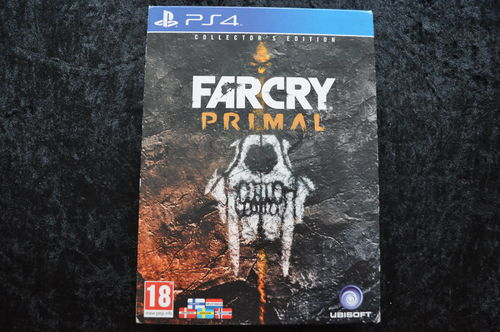 Far cry Primal Collectors Edition Playstation 4 PS4