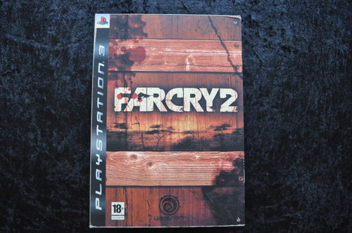 Far Cry 2 Collectors Edition Playstation 3 PS3