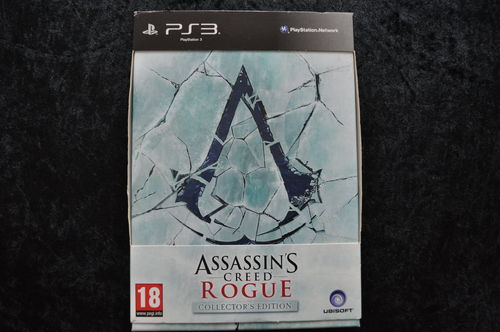 Assassins Creed Rogue Collectors Edition Playstation 3 PS3