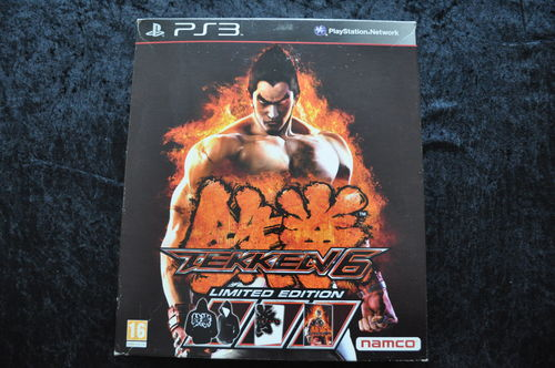 Tekken 6 Limited Edition Playstation 3 PS3