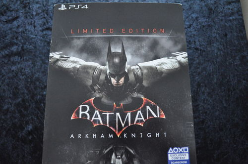 Batman Arkham Knight Limited Edition Playstation 4 PS4