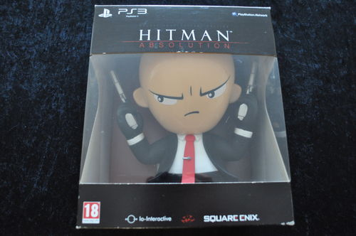 Hitman Absolution Deluxe Professional Edition Playstation 3 PS3