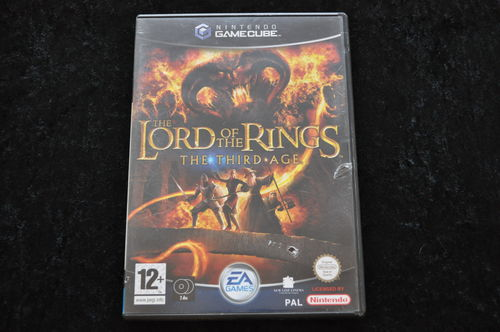 The Lord of the Rings the Third Age Nintendo Gamecube