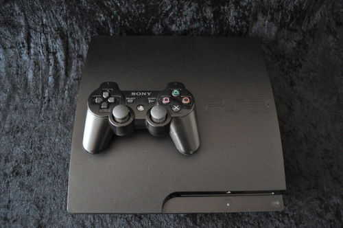 Playstation 3 PS3 Slim 250 GB Met Controller