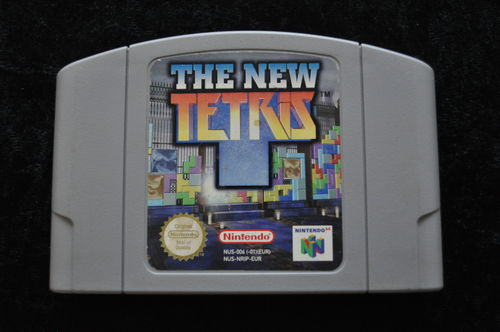 The New Tetris Nintendo 64 N64