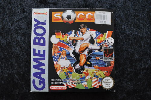Soccer Gameboy Classic Boxed