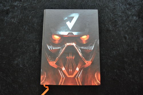 Killzone 3 Collector's Edition Guide Hardcover