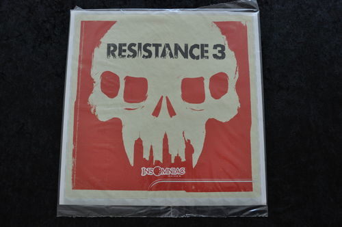Resistance 3 Slim Skin playstation 3 PS3