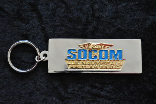 Socom 3 U.S. Navy SEALs Keyring NEW