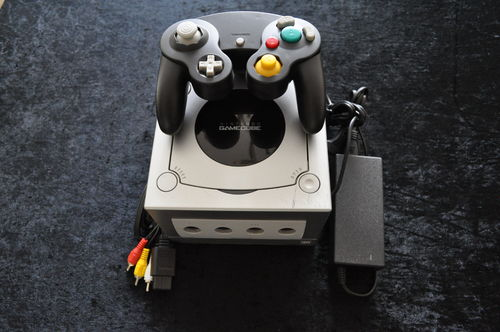 Nintendo Gamecube Console Zilver Included Third party Controller