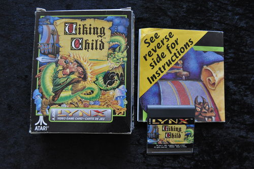 Viking Child Atari Lynx Boxed