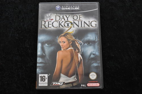 WWE Day Of The Reckoning 2 Nintendo GameCube