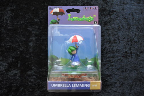 TOTAKU Lemmings Umbrella Lemming  No 17 NEW