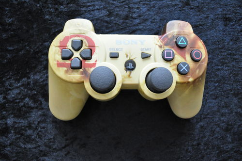 PS3 Dualshock 3 Sixaxis Controller God Of War Origineel