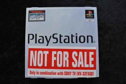 Sony Playstation 1 SCPH-9002 C Not For Sale Box Rare