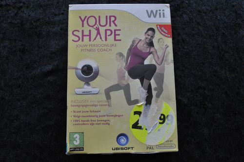 Your Shape Nintendo Wii