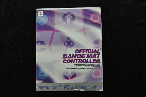 Official Dance Mat Controller SLEH-00023 Playstation Boxed