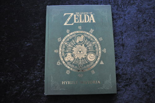 Legend Of Zelda The  Hyrule Historia