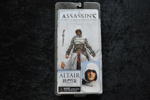 Assassin's Creed Altair Player Select NECA New Sealed