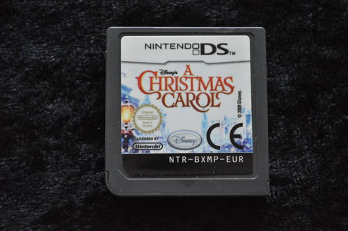 Disney's A Christmas Carol Nintendo DS Cart Only