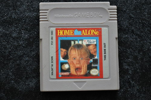 Home Alone Nintendo Gameboy Classic