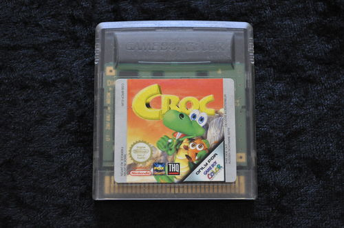 Croc Nintendo Gameboy Color