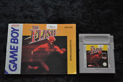 The Flash + Manual Gameboy Classic
