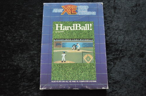 Hardball Atari XE/XL Boxed