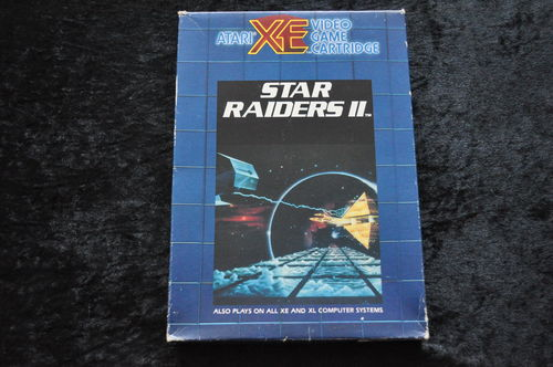 Star Raiders II Atari XE/XL RX8078 Boxed