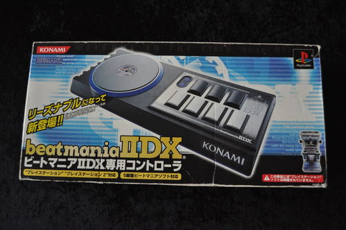 Konami Beatmania 2 DX dedicated controller PlayStation 1 & 2 Boxed