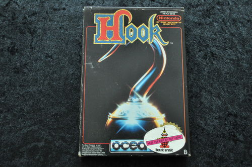 Hook Nintendo NES Boxed PAL B