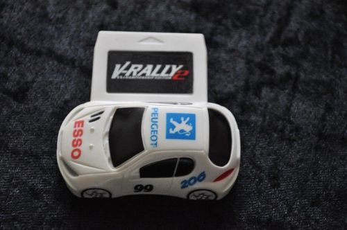 V Rally 2 Memory Card Playstation 1