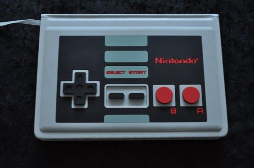 Nintendo Controller Notebook NEW