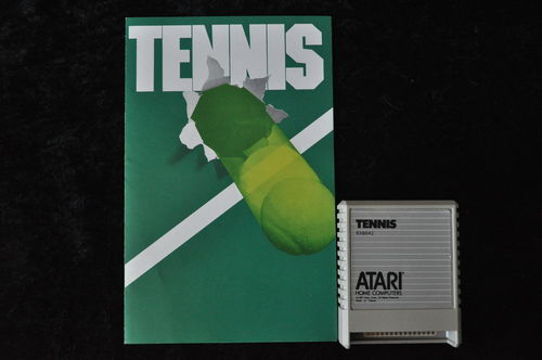 Tennis Atari 400/800/1200/ XE/XL RX 8042 + Manual